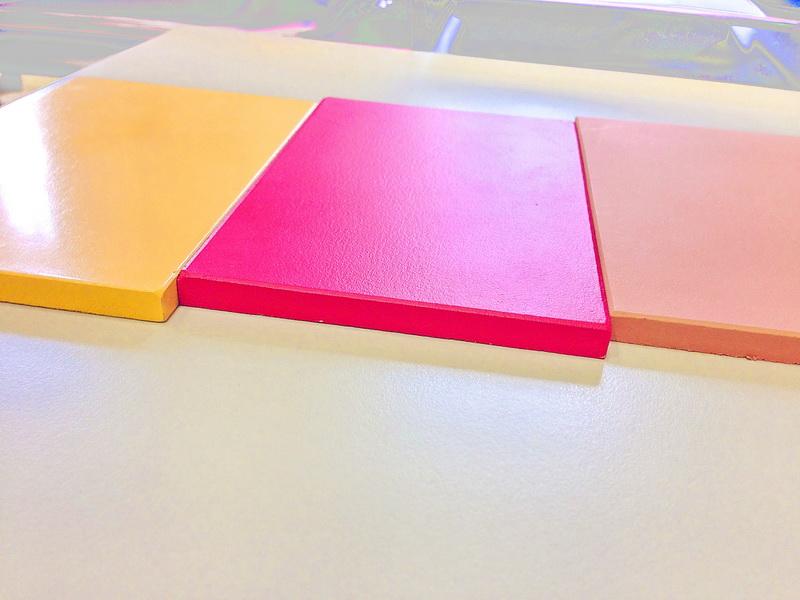 Поверхность фасадных панелей - рекомендации раскроя и применения плит