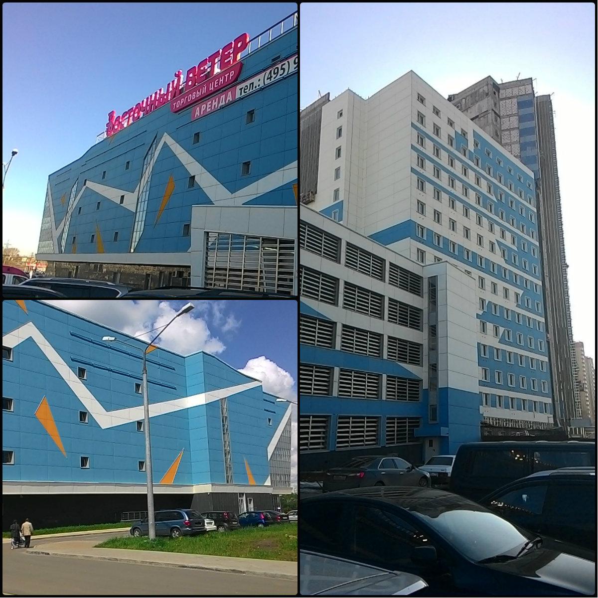 Облицовка фасада от производителя фасадных систем