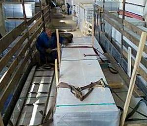 Перевозка, транспортировка фиброцементных и хризотилцементных панелей